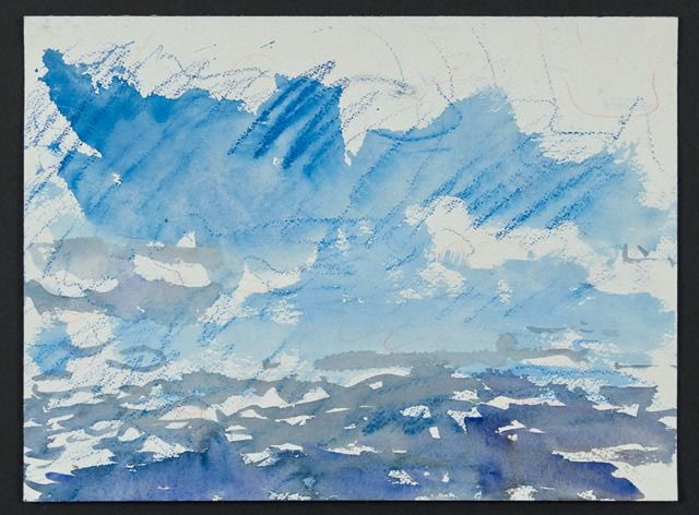 Ying Li, 'Sky Above Lago Maggiore #2', 2015, Cantor Fitzgerald Gallery, Haverford College | Artsy