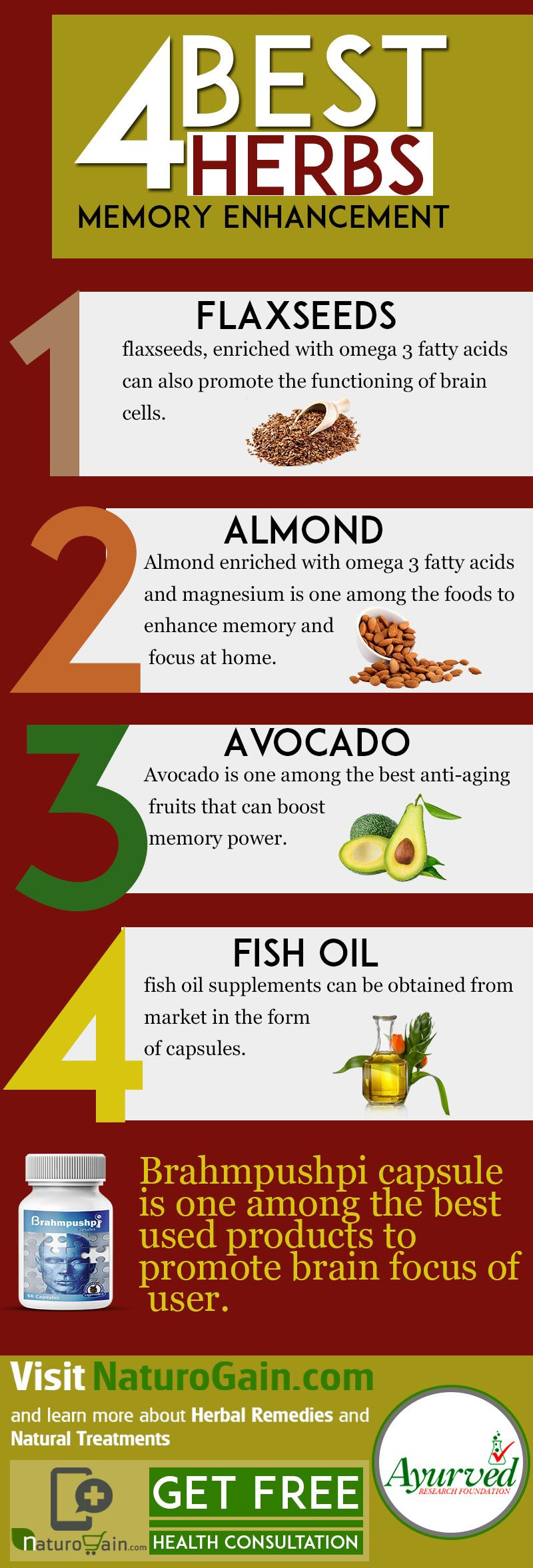 7 Best Memory Enhancement Foods to Increase Focus FAST Dear