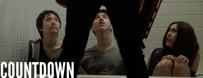 'Countdown' (Thailand, 2012), directed by Nattawat Poonpiriya. Three Thai roommates living in NY get more than they bargained for when they seek out a new drug dealer. Screened at the 2013 NY Asian Film Festival.