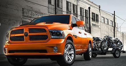 All New 2015 RAM 1500 Sport  Dodge RAM Chrysler Jeep Ada Ok