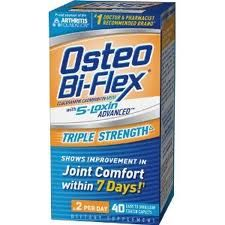 graphic relating to Osteo Bi Flex Coupon Printable referred to as Osteo Bi-Flex Triple Electrical power With Vitamin D 80ct. Printable