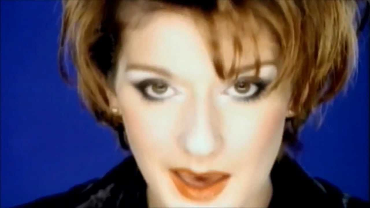 Celine Dion Because You Loved Me Official Video Musica Shows