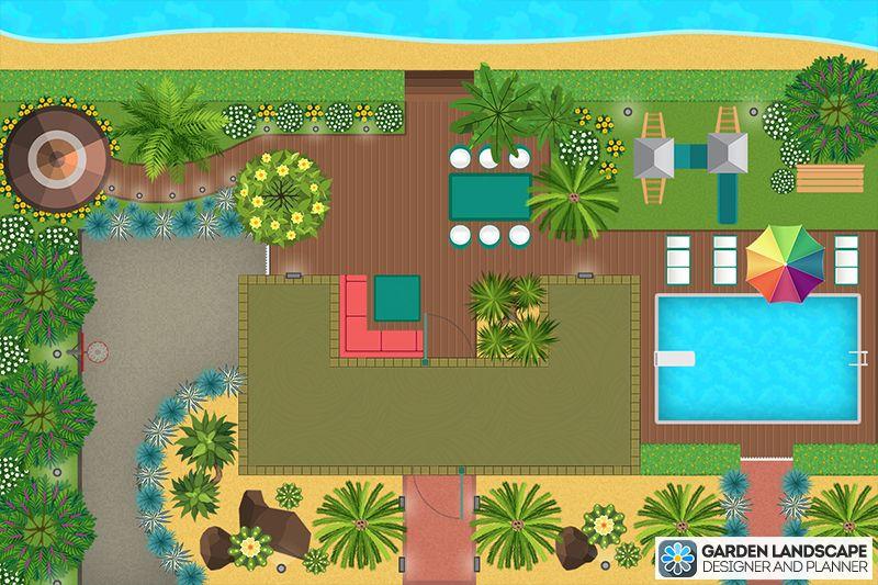 New Free Android Or Ios Landscape Design App Create Impressive Landscape Design On Your Tablet In Just A Gartenplanung Gartengestaltung Ideen Gartengestaltung