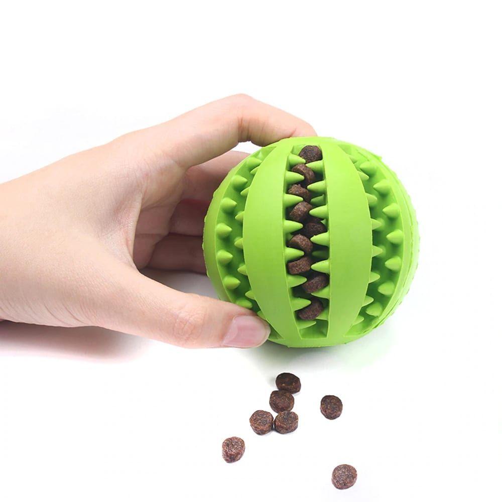 Dog Rubber Treat Ball The Online Alternative To Walmart Dog