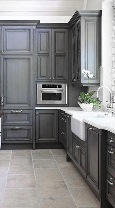 Best Dove Gray Home Decor ♅ Grey Kitchen ♅ Dove Gray Home 400 x 300