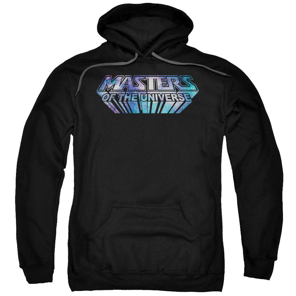 Adult Cd Universe masters of the universe hoodie sweatshirt space logo black