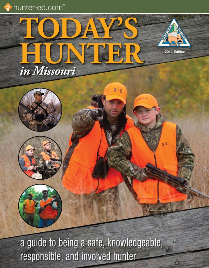 Today's Hunter Safety course Missouri, Online learning