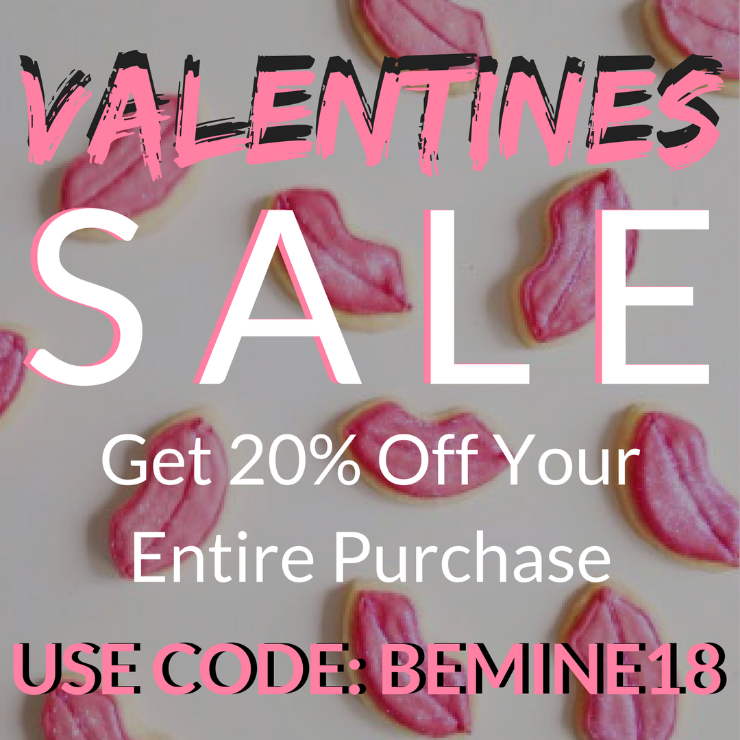 20% off your entire Sale + Free Shipping! Happy Valentines ...