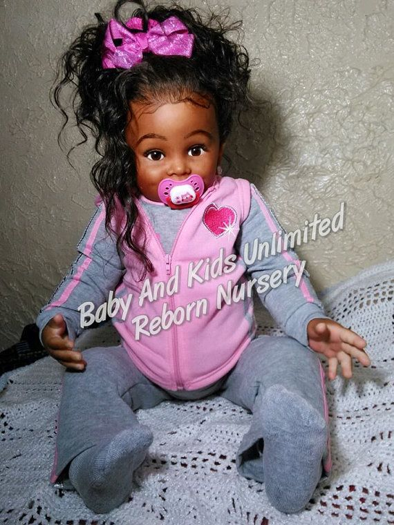 Aa Reborn Toddler Girl Ethnic Child By