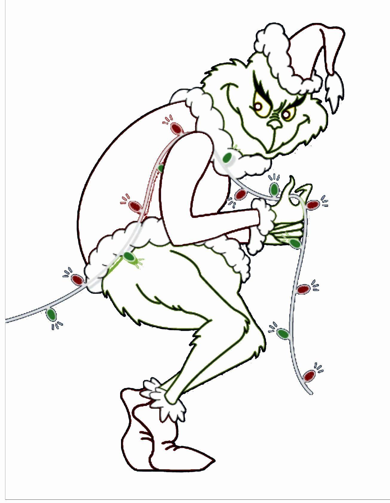 22++ Christmas lights coloring pages printable info