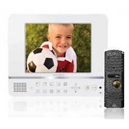 DVR & Intercom in ONE; IVR-Q8 White