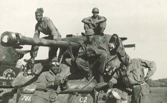 Image result for black panthers ww2