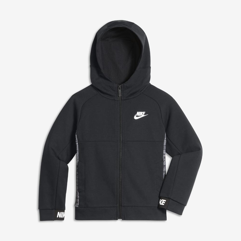 66f3d71fa61c Nike AV15 Little Kids  (Boys ) Hoodie Size 6 (Black)