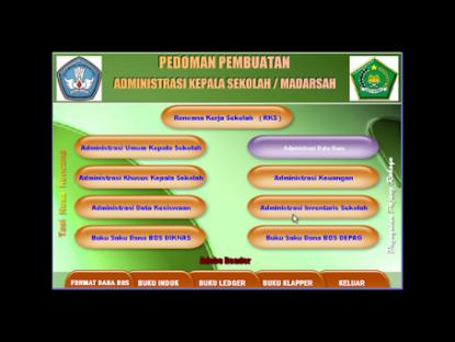 Download Aplikasi Administrasi Kepala Sekolah Dan Rencana Kerja Sekolah Kepala Sekolah Sekolah Aplikasi