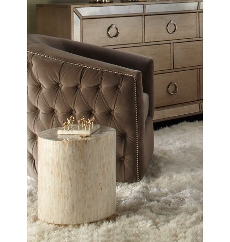 Alexandria Mosaic Table Contemporary Side Tables Moving