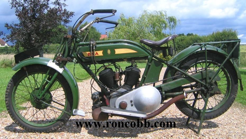 Antique Motorcycles For Sale 1927 Bsa Motorcycle For Sale