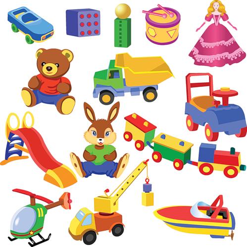 Игрушки   Детские картины, Детские игрушки, Детские картинки