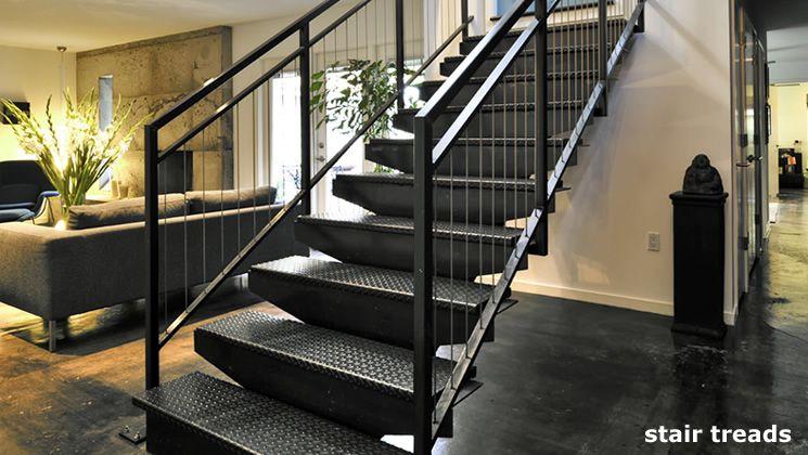 Steel Diamond Plate By The Piece Diamond Plate Stairs Steel Stairs