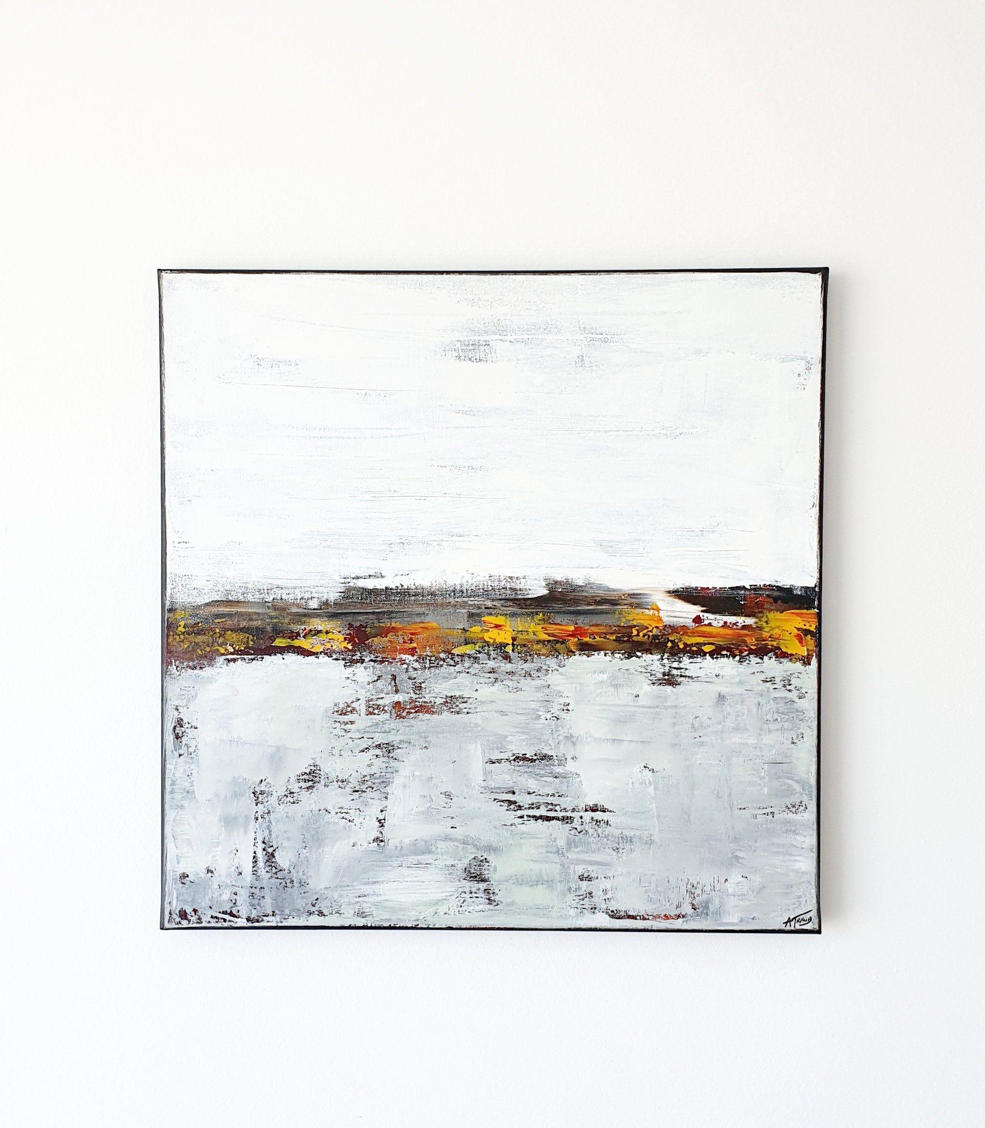 a traub malerei 50x50 cm acryl auf leinwand kunst modern etsy abstract artwork moderne kunstwerke online kaufen