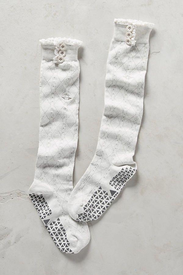 Slide View: 1: Selah Knee Socks