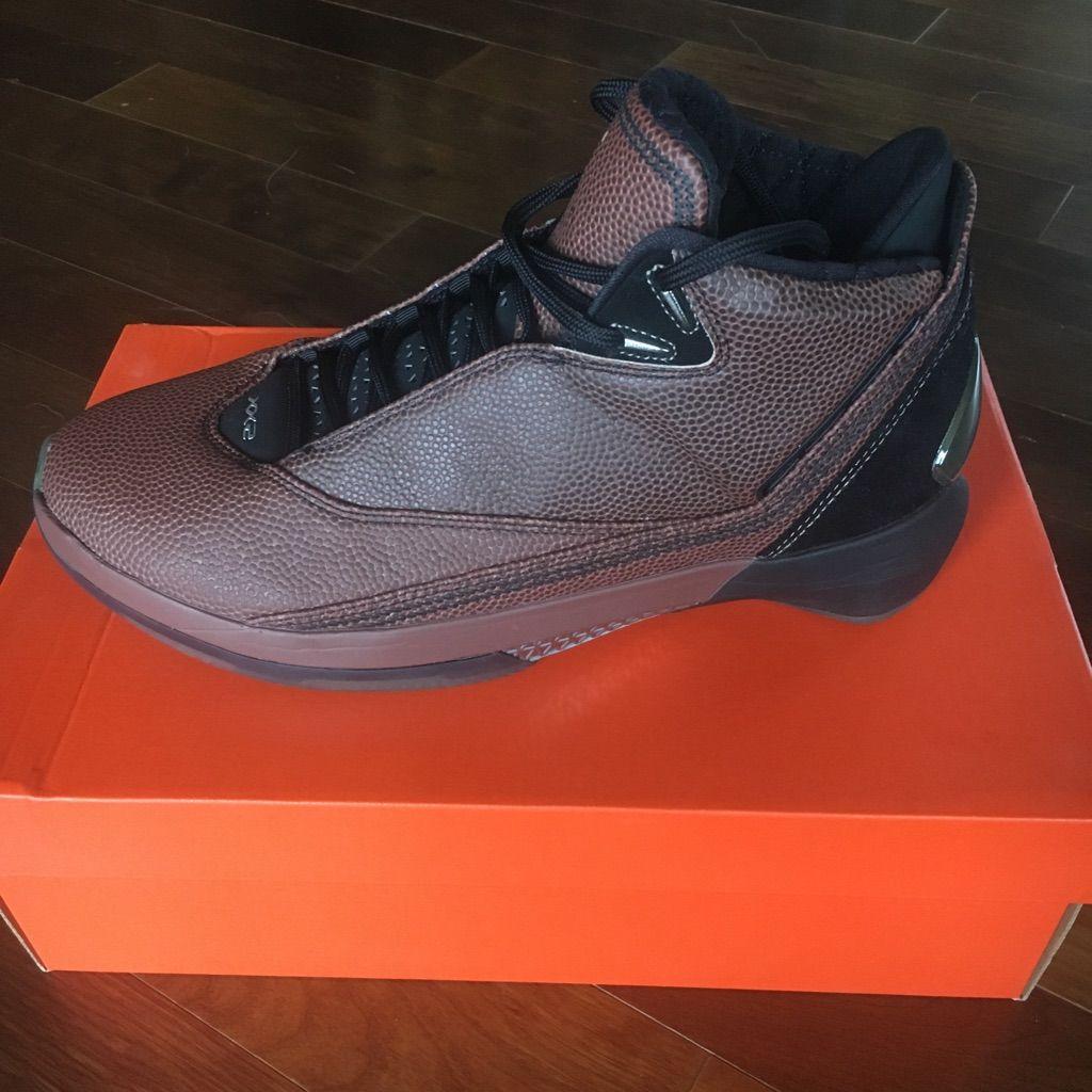 Por favor Deflector Superposición  Air Jordan 22 Basketball Leather | Jordans for men, Leather