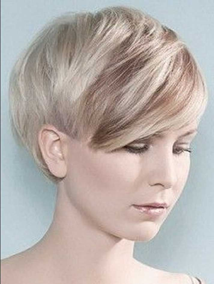 Wunderbare 2015 Kurzhaarfrisuren Damen Gestalten Tipps Fur Tolle