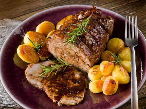 R ti de veau au miel recette olives et cuisine - Comment cuisiner une blanquette de veau ...