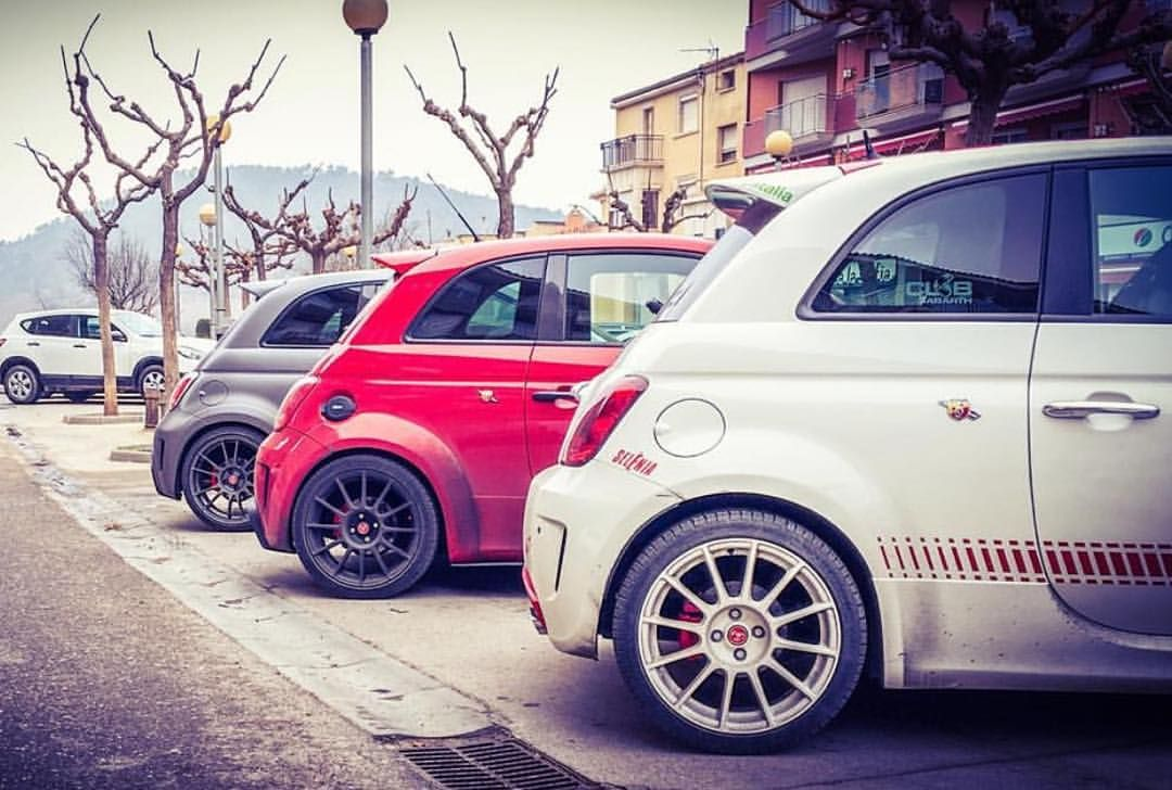 Polps Official Fiat Abarth 500 Biposto Abarth500 Fiat500