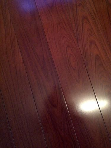 Home Depot Legend Brazilian Cherry 5 8 In Thick X Wide 40 1 Length Exotic Solid Bamboo Flooring 22 29 Sq Ft Case