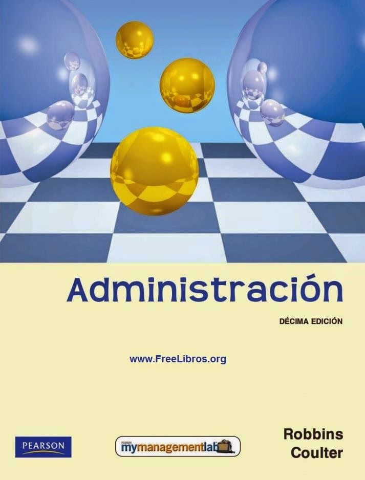 libro administracion robbins coulter pdf