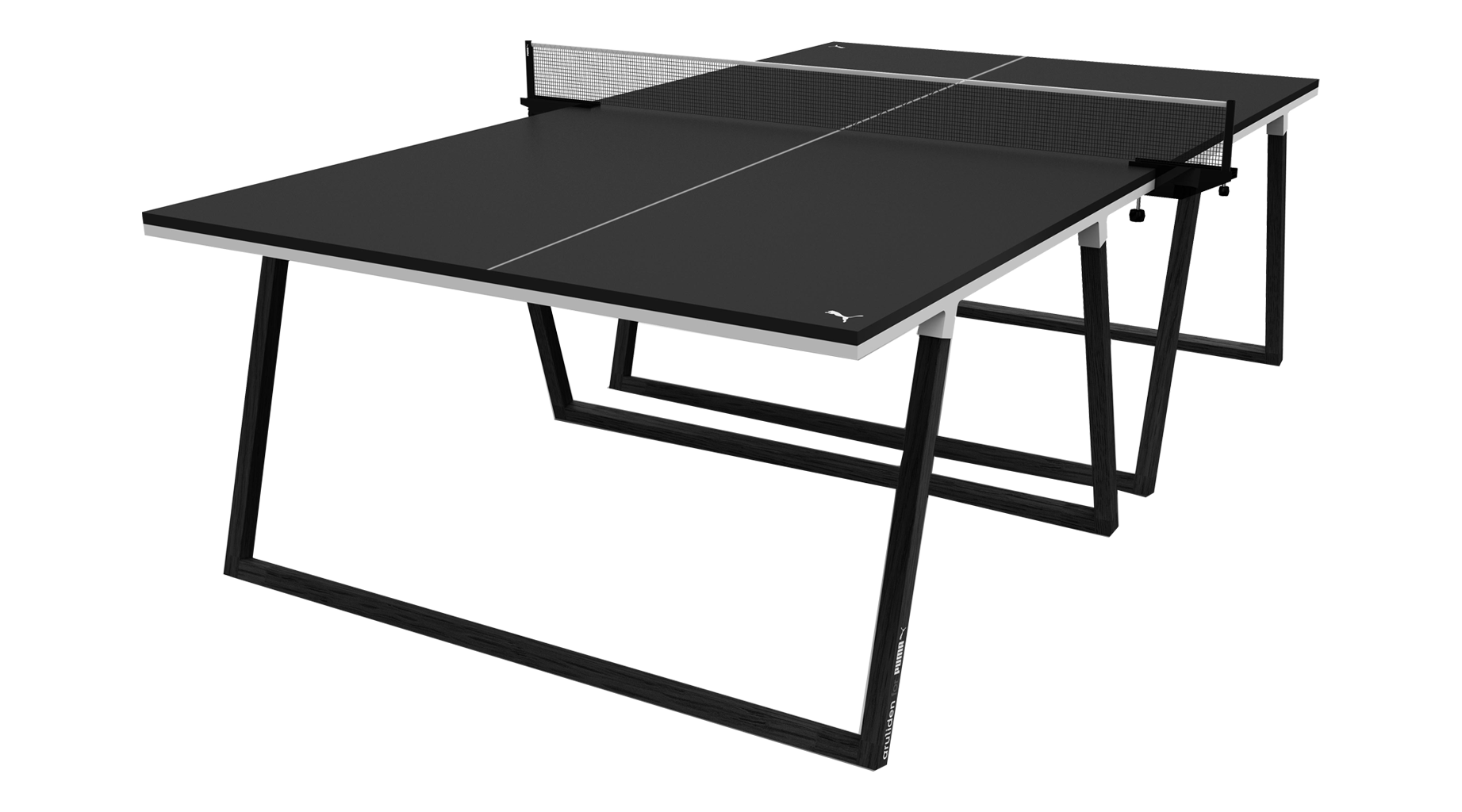 table tennis ping pong puma table tennis table l. Black Bedroom Furniture Sets. Home Design Ideas
