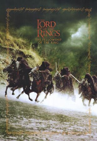 Lord of the Rings: The Fellowship of the Ring. Nazgul