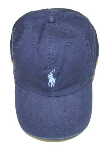 Polo Ralph Lauren Men Pony Logo Adjustable Hat Cap  29.99  6f06c3138ddf