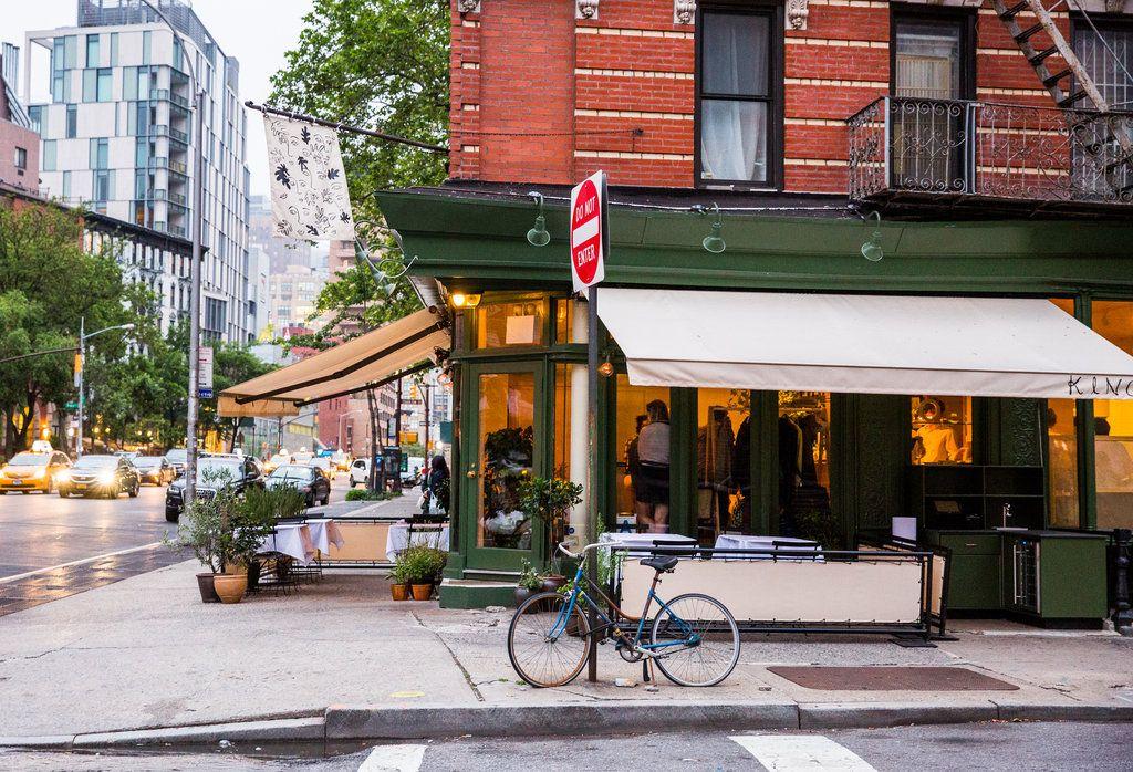 Top New York Restaurants of 2017 King restaurant nyc