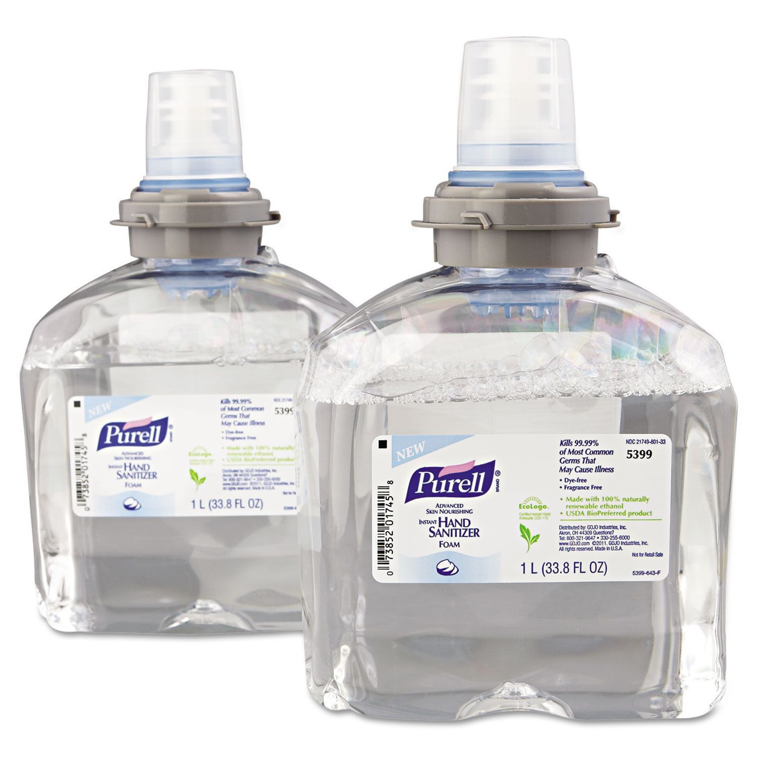 Cleanpath Foaming Hand Sanitizer Hand Sanitizer Cosmetic Design