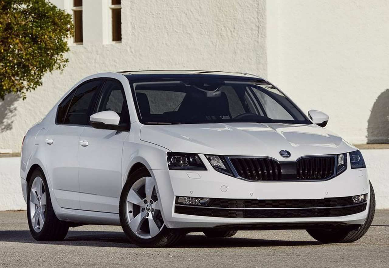2018 skoda octavia specs changes facelift redesign models release date price http. Black Bedroom Furniture Sets. Home Design Ideas