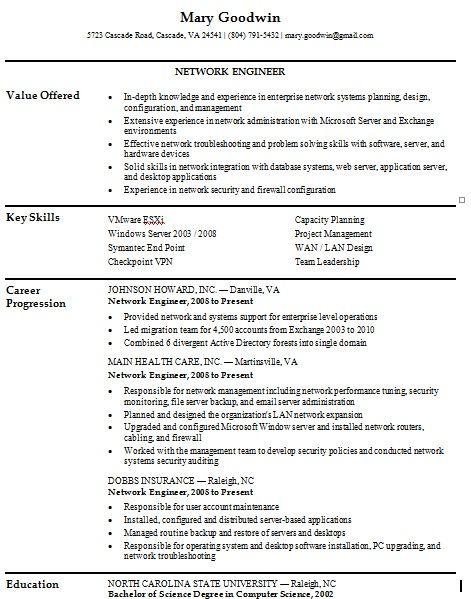 Security Engineer Resume Custom Engineering Resume