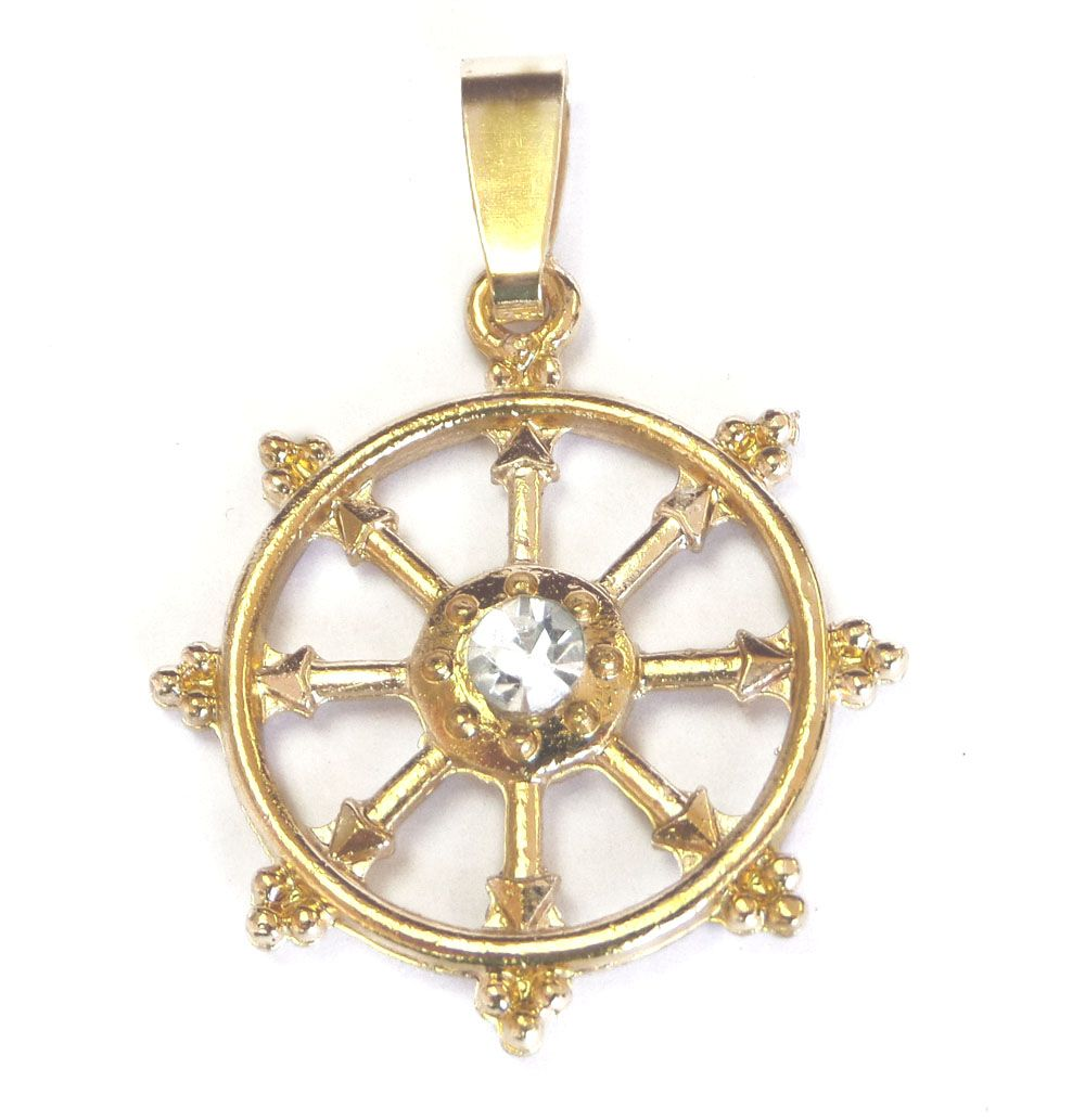 This fortune wheel pendant is dharmachakra 8 spoked wheel which is this fortune wheel pendant is dharmachakra 8 spoked wheel which is one of the powerful feng aloadofball Choice Image