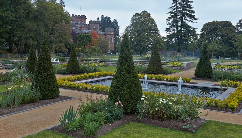 Fasque House - Scotland's Gardens