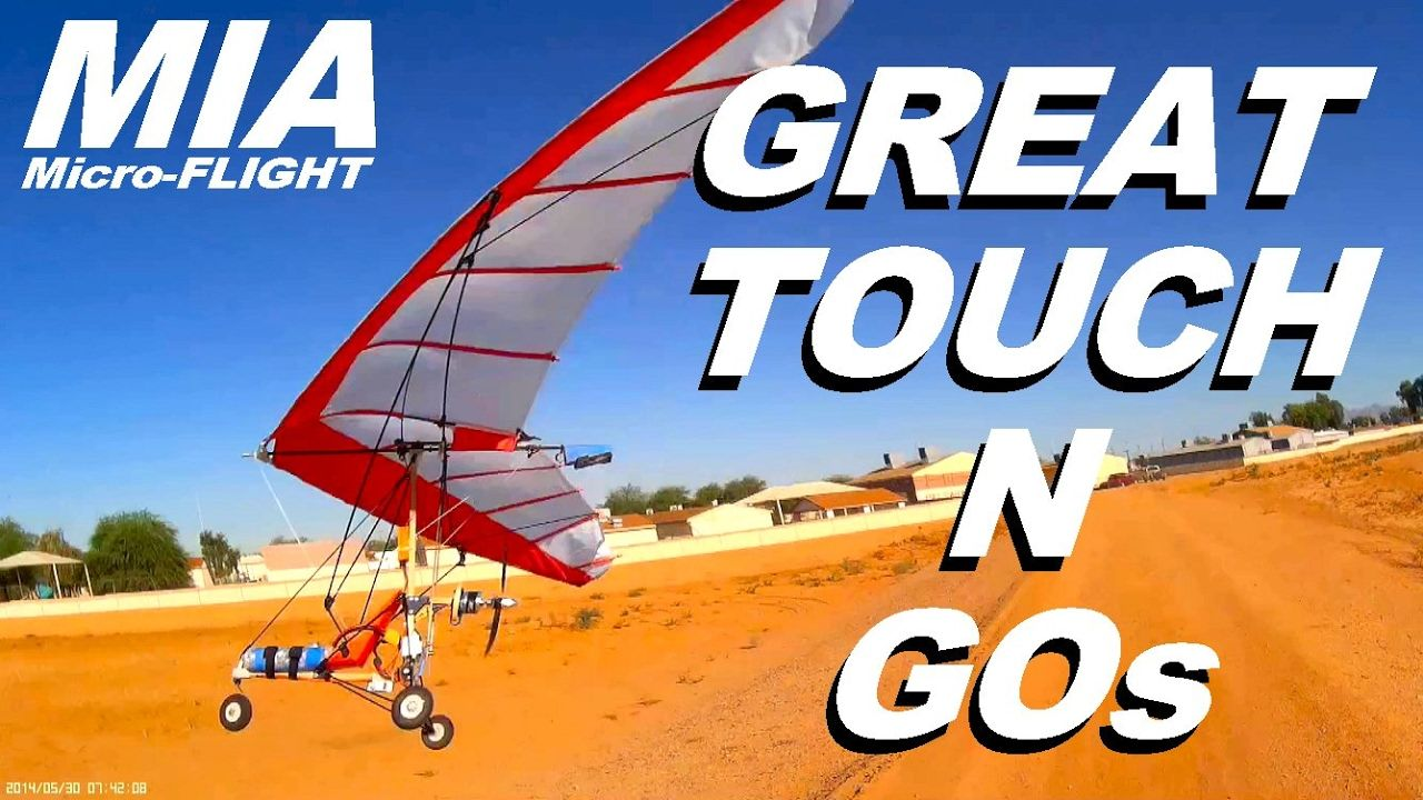 Great Touch and Go's RC Microlight MIA EZ™ 1 25 Trike | rc