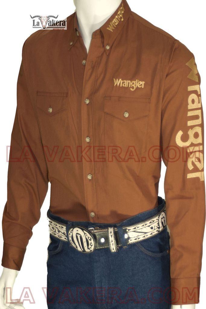 MODA VAQUERA - Camisas vaqueras Wrangler VHOgowlnBq