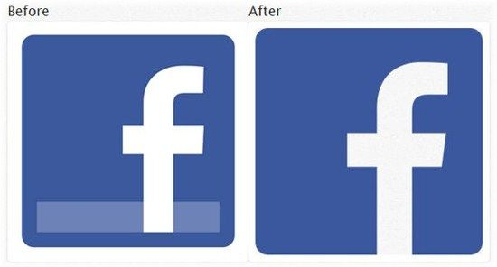 Facebook Released New Logos For Main Page And For Dozen Of Other Pages Seems Inspired From Microsoft Metro Style But Logo Facebook Facebook Help Center Logos