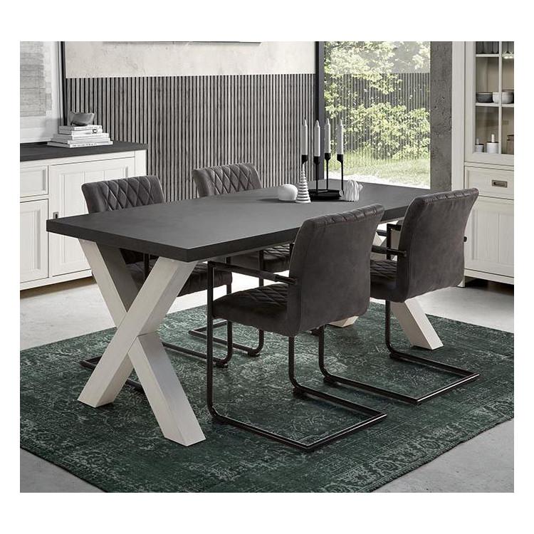 table de salle a manger contemporaine