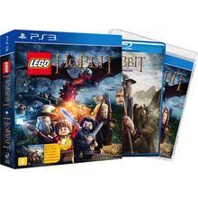 Jogo Lego Hobbit para Playstation 3