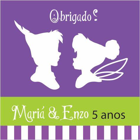 Tag lembrancinhas #neverland #MariáEnzo5