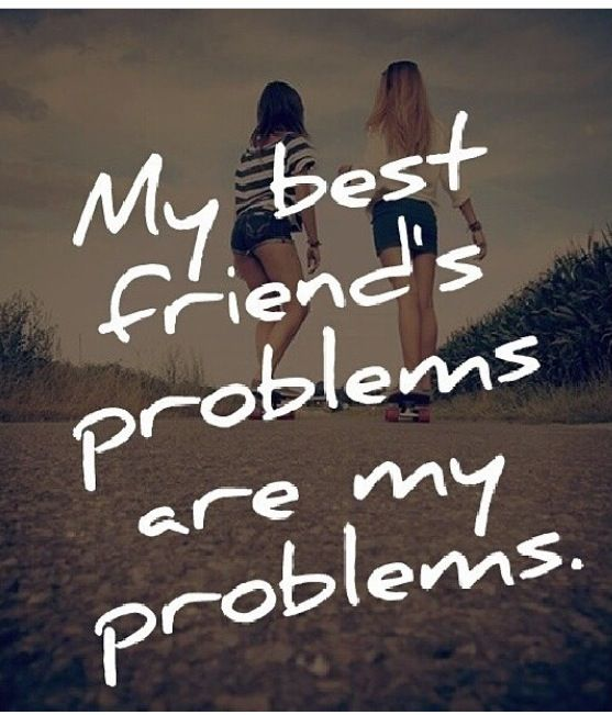 And If You Have A Problem With Them You Have A Problem With Me