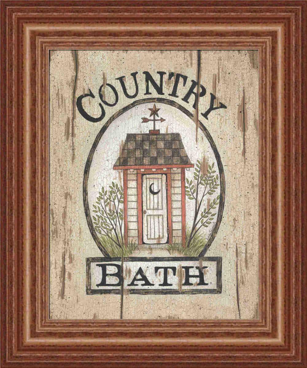 Americana Bathroom Decor For Bathroom with America Theme ...
