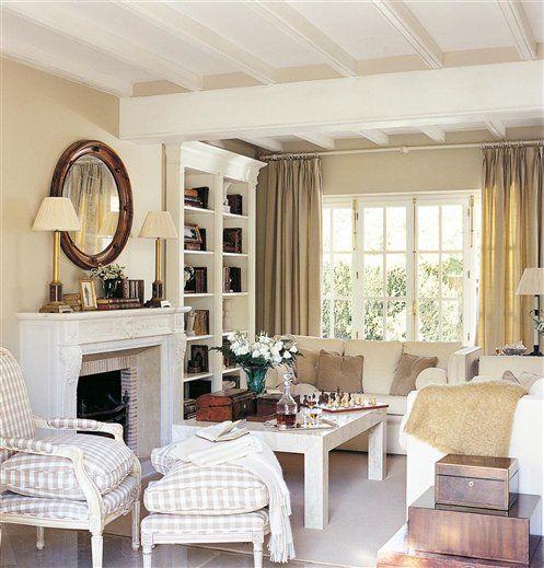 Una casa valenciana con aire de la campi a francesa el for Casa mendoza muebles villa martelli