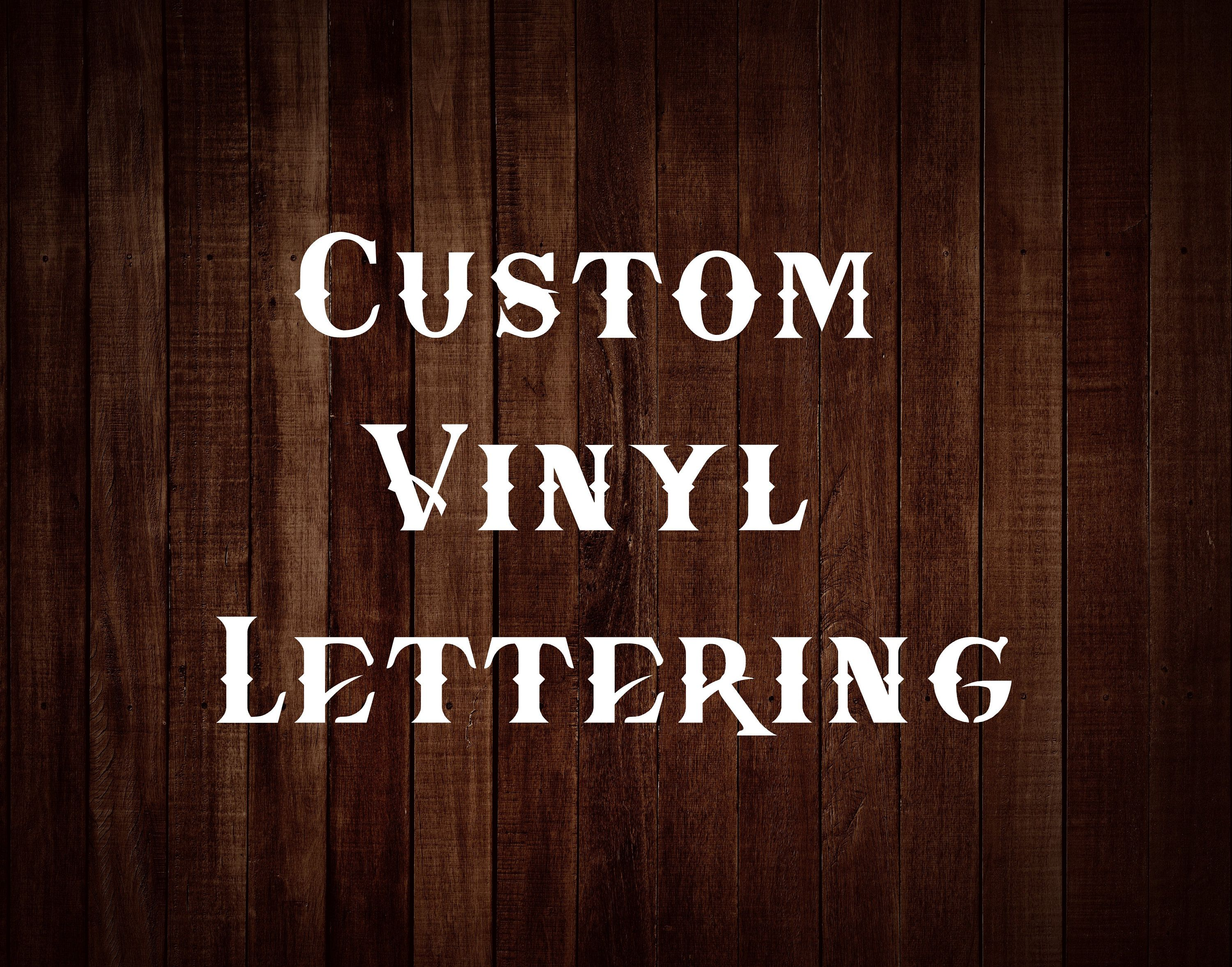 35+ Vinyl lettering decals for crafts ideas in 2021
