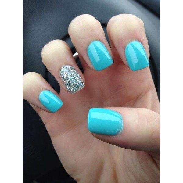Teenage Nail Art: 18 Super Cute DIY Summer Nail Ideas For Teens! Liked On